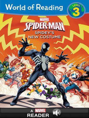 cover image of World of Reading Spider-Man