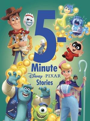 cover image of 5-Minute Disney*Pixar Stories