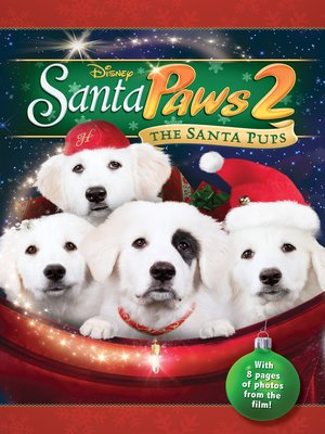 cover image of Santa Paws 2 Junior Novel