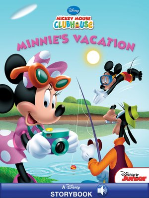 cover image of Minnie's Vacation