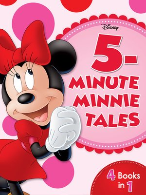 cover image of 5-Minute Minnie Tales