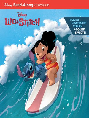 cover image of Lilo & Stitch Read-Along Storybook