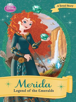 cover image of The Legend of the Emerald
