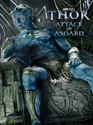 cover image of Attack on Asgard