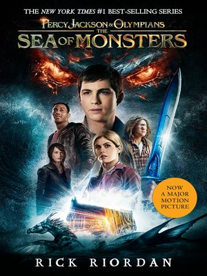cover image of The Sea of Monsters