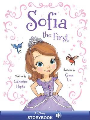 cover image of Sofia the First Storybook with Audio