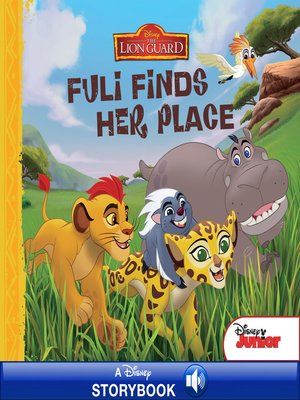 cover image of Fuli Finds Her Place