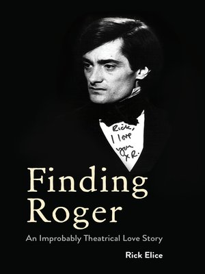 cover image of Finding Roger