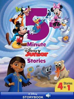 cover image of 5-Minute Disney Junior
