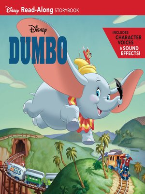 cover image of Dumbo Read-Along Storybook