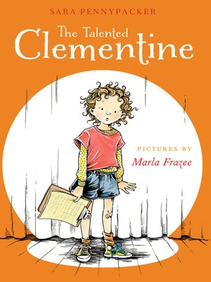 cover image of The Talented Clementine