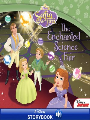 cover image of The Enchanted Science Fair