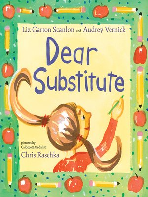 cover image of Dear Substitute