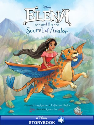 cover image of Elena and the Secret of Avalor