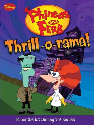 cover image of Thrill-o-rama!