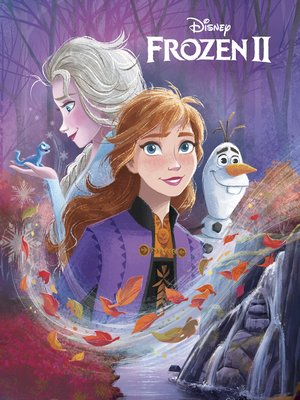 cover image of Frozen 2 Movie Storybook
