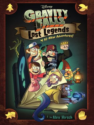 cover image of Lost Legends