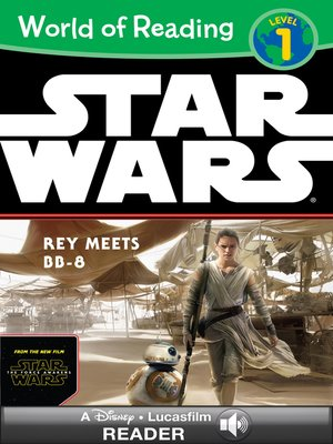 cover image of Rey Meets BB-8