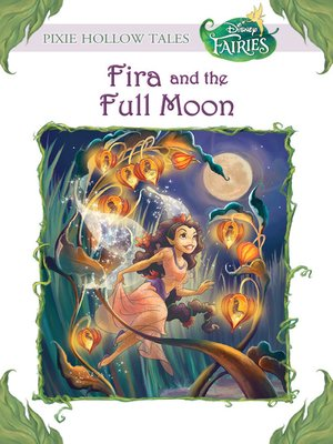 cover image of Fira and the Full Moon
