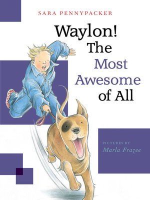 cover image of Waylon! the Most Awesome of All