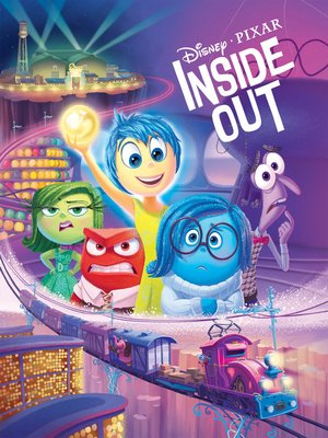 cover image of Inside Out Movie Storybook