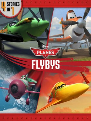 cover image of Planes Flybys