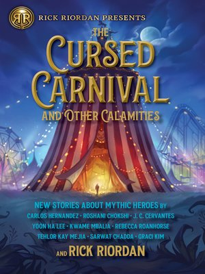cover image of The Cursed Carnival and Other Calamities