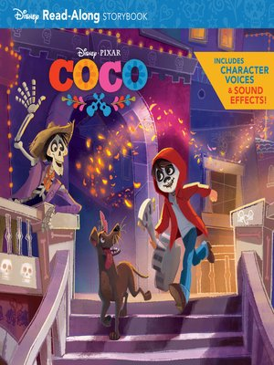 cover image of Coco Read-Along Storybook