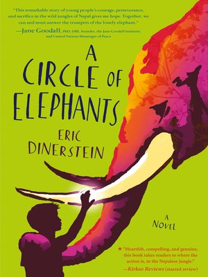 cover image of A Circle of Elephants