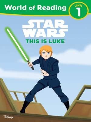 cover image of This is Luke