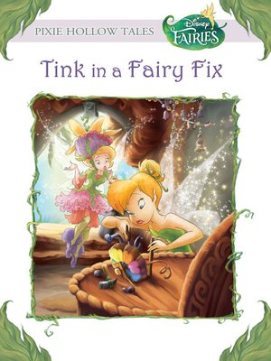 cover image of Tink in a Fairy Fix