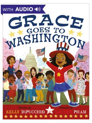 cover image of Grace Goes to Washington