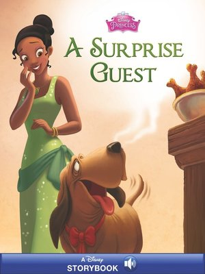 cover image of A Surprise Guest