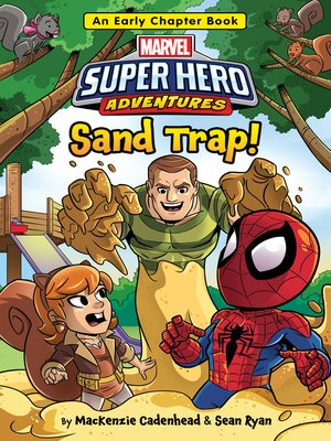 cover image of Sand Trap