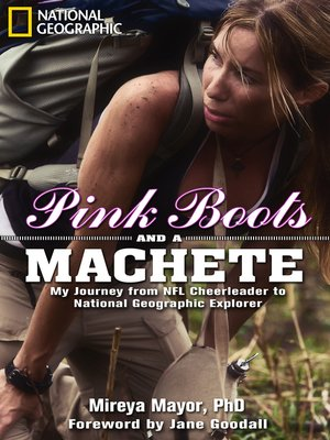 cover image of Pink Boots and a Machete