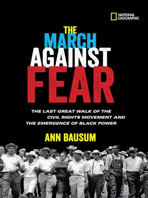 cover image of The March Against Fear