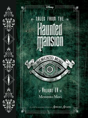 cover image of Tales from the Haunted Mansion, Volume 4