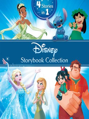 cover image of Disney Storybook Collection