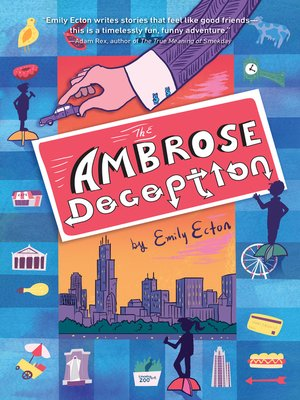 cover image of The Ambrose Deception