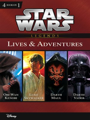 cover image of Lives & Adventures