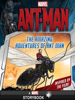 cover image of The Amazing Adventures of Ant-Man