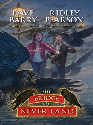 cover image of The Bridge to Never Land