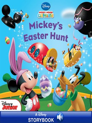 cover image of Mickey's Easter Hunt: A Disney Read Along
