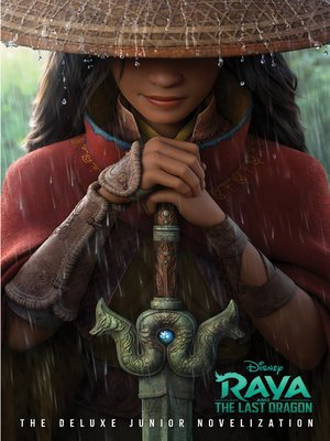 cover image of Raya and the Last Dragon Junior Novel