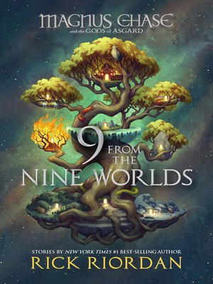 cover image of 9 from the Nine Worlds