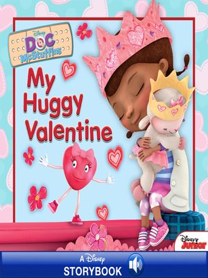 cover image of My Huggy Valentine