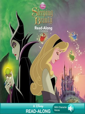cover image of Sleeping Beauty Read-Along Storybook