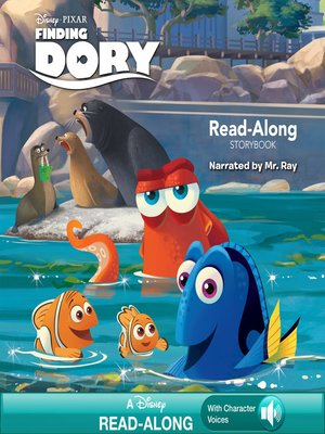 cover image of Finding Dory Read-Along Storybook