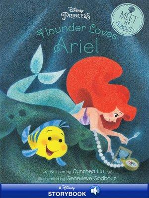 cover image of Flounder Loves Ariel