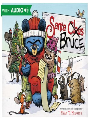 cover image of Santa Bruce